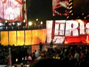 Survivor Series 2009 Live-Christian and R-Truth Entrance