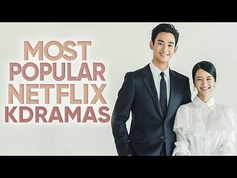 Top 20 Most Popular Netflix Korean Dramas 2016-2020 [Ft. HappySqueak]