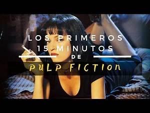 Cómo Pulp Fiction nos da todo en sus Primeros 15 Minutos