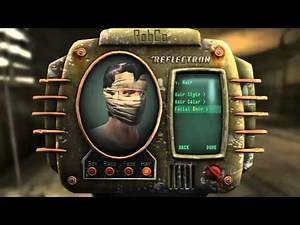 Let's Play Heavily Modded Fallout: New Vegas Ep. 1: Character Creation