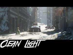 Fallout 4 Mods - Clean Light Preset Showcase