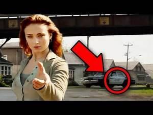 X-MEN DARK PHOENIX Trailer Breakdown! Easter Eggs & Details You Missed!