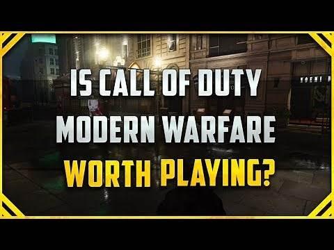 Is Call of Duty Modern Warfare Worth Buying? [COD Modern Warfare Review]