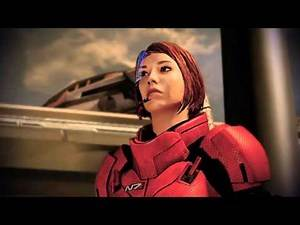 Mass Effect 2 Part 21 - Harbinger, and Kaiden Alenko (No Commentary)