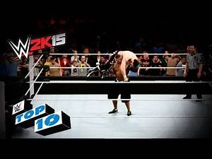 Top Catching & Catapult Finishers: WWE 2K15 Top 10