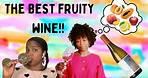 Wine-tasting FRUITY Chardonnay (10/10)!!