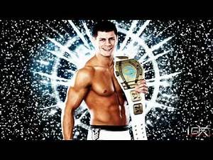 WWE Cody Rhodes Theme Song 2012 HQ