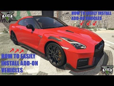 How To Easily Install Add-On Cars Into GTA 5 - Step By Step *2020*