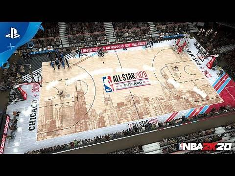 NBA 2K20 - All-Star Hype Video | PS4