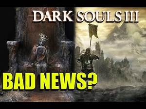 Dark Souls 3: 2 DLC's Announced! - Is This Bad News?