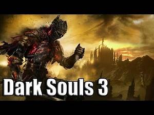 Dark Souls 3 Episode 25: The Coolest and Best Boss