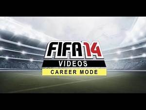 Fifa 14 career mode ep 1 - My player