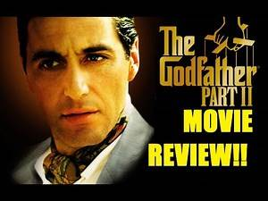 The Godfather: Part II (1974) Movie Review- Old Movie Reviews