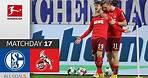 90' 3! Youngster Thielmann Scores for the Win | FC Schalke 04 - 1. FC Köln | 1-2 | All Goals | MD 17