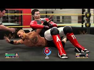 WWE 2K16 My Career Mode Ep.1, part 1 [PS4]