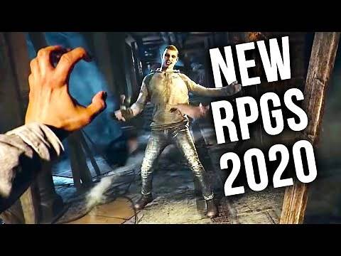 Top 10 NEW RPGs of 2020