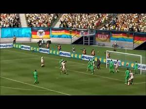 GERMANY - ALGERIA   2014 FIFA World Cup (All Goals Highlights HD)