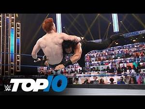 Top 10 Friday Night SmackDown moments: WWE Top 10, Sept. 11, 2020
