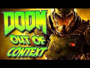 What Is Playing DOOM Like Without Context?