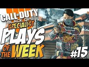 Call of Duty: Black Ops 4 - Plays Of The Week Specialist #15 (BO4 Multiplayer Montage)