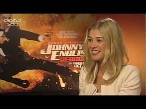Rosamund Pike on Wrath Of The Titans: 'We'd walk into chaos!