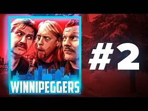 Winnipeggers - Episode 2: Jericho Pukes In Front of The Hulkster