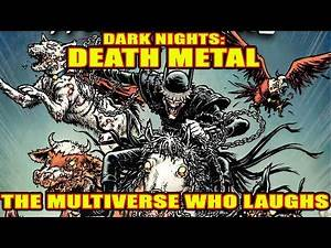 Dark Nights Death Metal: The Multiverse Who Laughs (one-shot, 2020)
