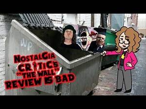 """Nostalgia Critic's """"The Wall Review"""" Review 
