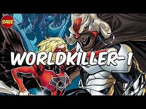 Who is DC Comics' Worldkiller-1? Kryptonian Symbiote