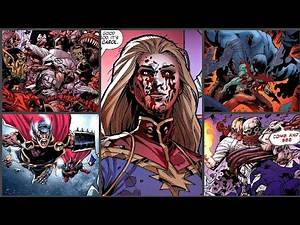 MARVEL ZOMBIES: Resurrection Top 10 Saddest Deaths