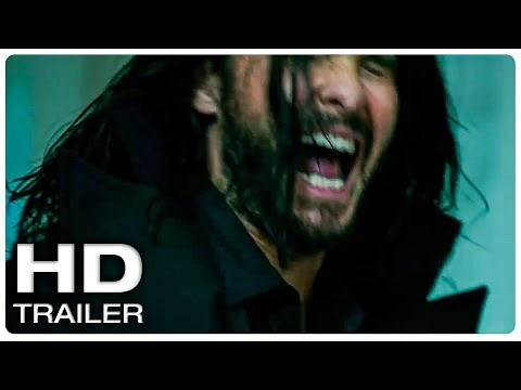 MORBIUS Trailer Tokyo Comic-Con (NEW 2021) Vampire Superhero Movie HD