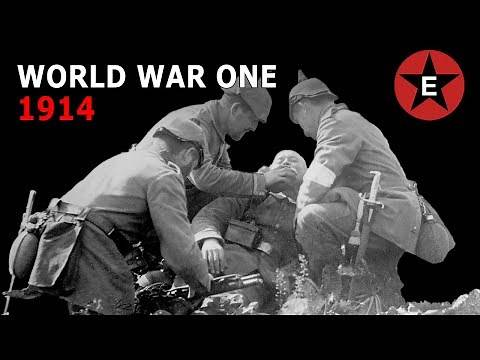 World War One - 1914