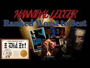 All 5 Hannibal Lecter Movies Ranked Worst to Best