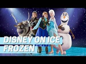 Disney On Ice - All Frozen Characters