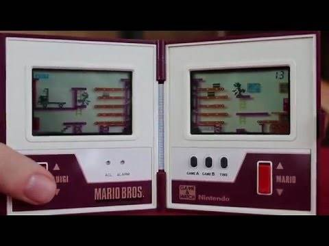 Game & Watch: Mario Bros. - GAMEPLAY