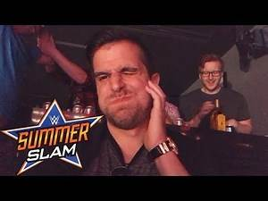 SUMMERSLAM 2017 LIVE REACTIONS FROM BARCLAYS!!