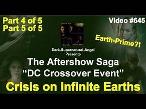 """""""Crisis on Infinite Earths - Crossover Part 4 & 5 [Recap Review]"""
