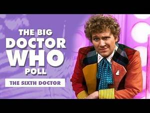 Big Doctor Who Poll - Colin Baker Years