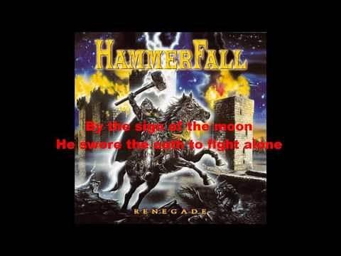 Hammerfall - Destined For Glory Lyrics