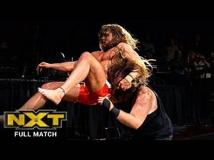 FULL MATCH - Matt Riddle vs. Killian Dain - Street Fight: NXT, Sept. 25, 2019