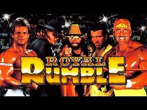 Let's Play WWF Royal Rumble - Ready to Rumble