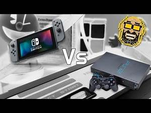 SONY PS2 vs Nintendo Switch