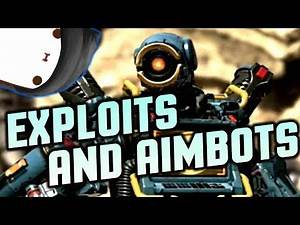 Apex Legends EXPLOIT AND CHEATERS