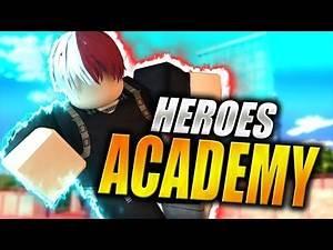 NEW BOKU NO HERO GAME   HEROES ACADEMY in Roblox   iBeMaine