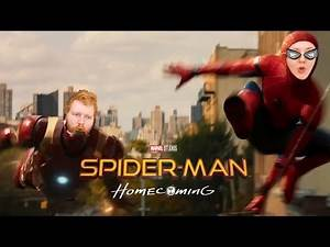 Spider-Man Homecoming Official Trailer 2 Reaction & Breakdown