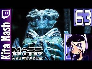 Mass Effect Andromeda Gameplay: FINAL BATTLE |Part 63| Biotic Female Ryder Let's Play