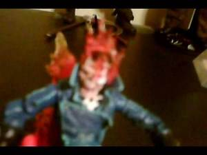 Marvel Legends ghost rider review series 7 phasing variant