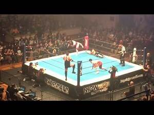 Jushin Thunder Liger's Final U.S. Match - NJPW New Japan Showdown