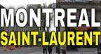 4K Montreal - Saint-Laurent Blvd (From Sainte-Catherine to Duluth) -【4K】
