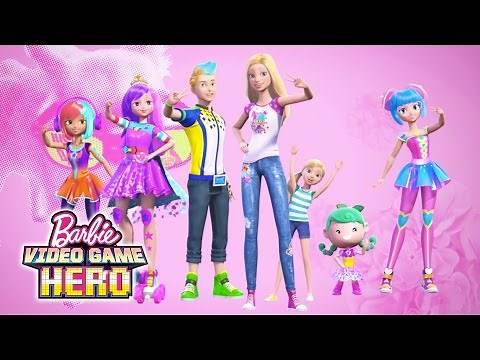 Just Dance and Have Fun! | Barbie Video Game Hero | @Barbie